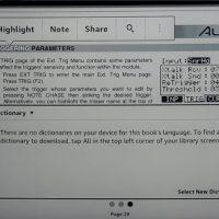 Kindle Oasis PDF Review