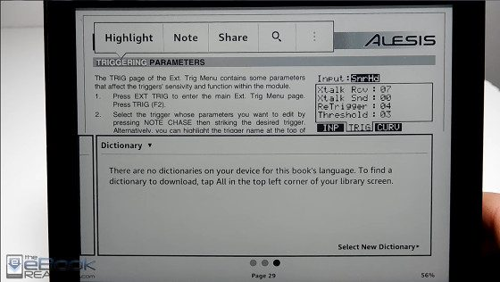 Kindle oasis pdf review and video walkthrough the ebook reader blog kindle oasis pdf review fandeluxe Image collections