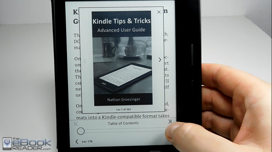 Kindle Oasis Tips Tricks Guide