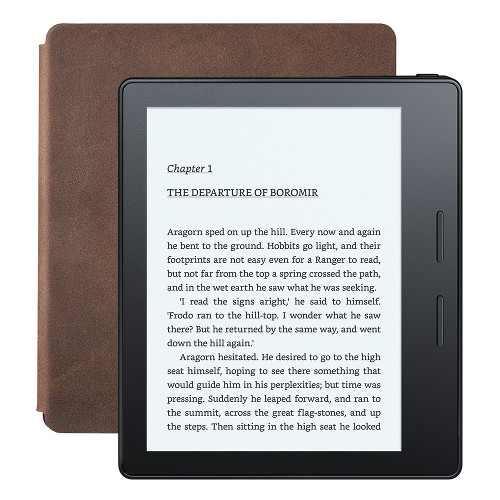 Kindle Oasis Walnut