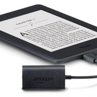 Kindle-Paperwhite-Audio-Adapter-Bundle