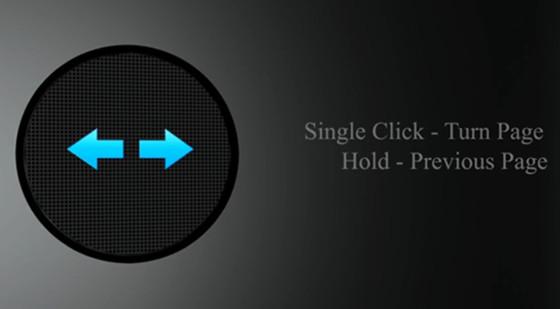 Futecha Kindle Remote Control Concept
