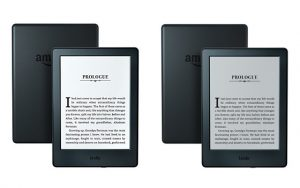 Kindle Before and After
