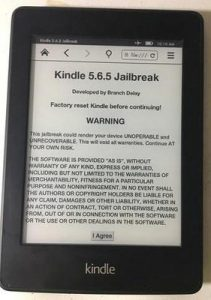 Kindle Jailbreak