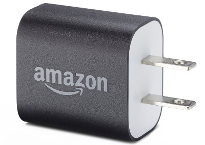 Kindle USB plug