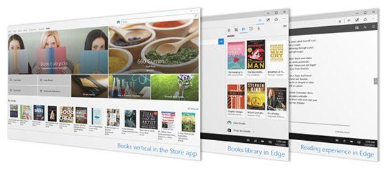 Microsoft eBook Store
