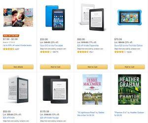 Kindle Book Sales