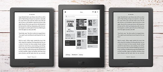 New firmware update available for kobo ereaders the ebook reader blog kobo ereaders fandeluxe Image collections