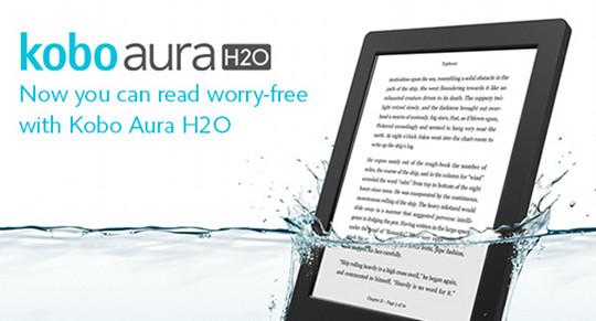 Kobo-Aura-H2O