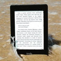 Waterfi Waterproof Kindle