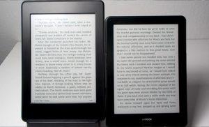 Kindle Paperwhite vs InkBook Prime