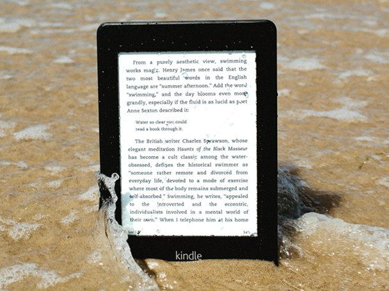 Waterfi-Waterproof-Kindle