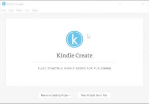 Kindle Create