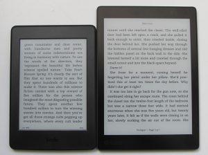 Kindle-vs-Kobo-Aura-One