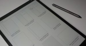 Sony Digital Paper Notes
