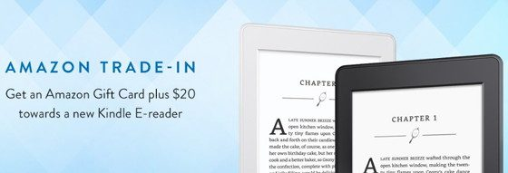 Kindle Trade-in Program
