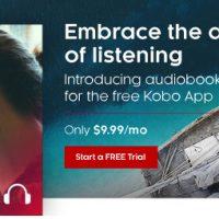 Kobo-Audiobooks