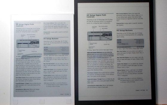 Sony DPT-RP1 vs reMarkable