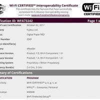 Fujitsu Digital Paper eReader