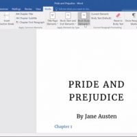 Kindle Create MS Word
