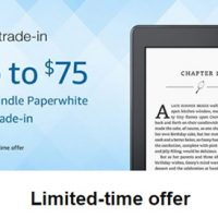Kindle Paperwhite Trade In