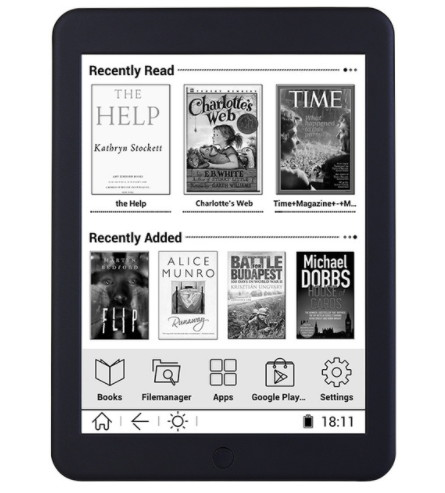 Boyue Likebook Plus, Another 7.8-inch 300ppi eReader with ...