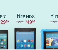 Black Friday Fire Tablets