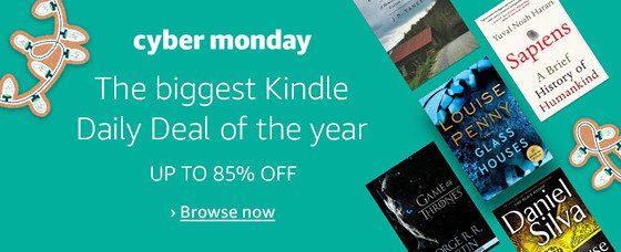 Kindle Cyber Monday