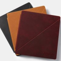 Kindle Oasis Leather Covers