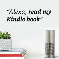 Alexa Read Kindle Books