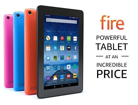 Fire Tablet Sale
