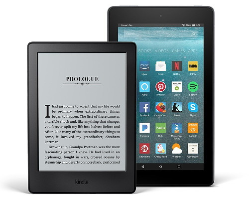 Kindle Fire Tablet Bundle