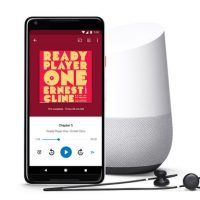 Google Audiobooks