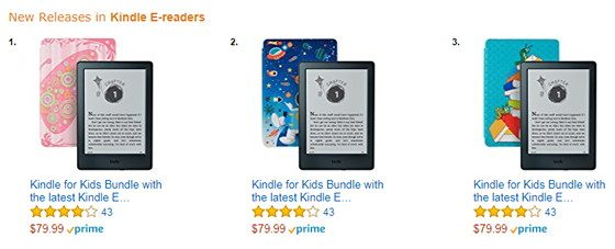 Kindle Kids