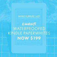 Waterproof Kindle Paperwhite Waterfi