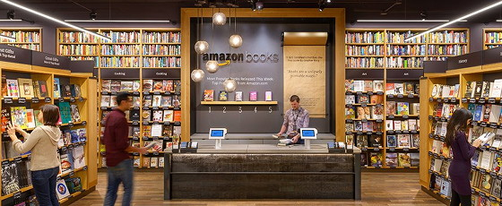 List of Amazon Retail Locations to Test Kindles in Stores | The