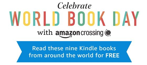 AmazonCrossing World Book Day