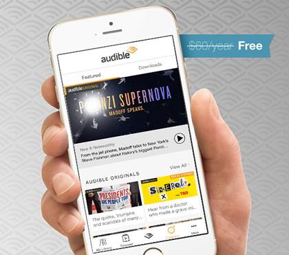 Free Prime Audiobooks