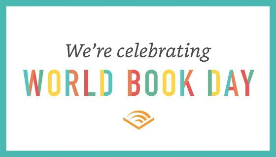 World Book Day Audible