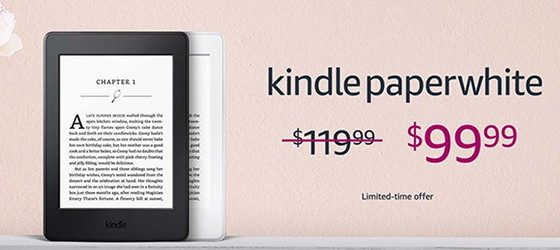 Kindle Paperwhite Mothers Day Sale