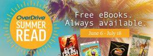 OverDrive Summer Read