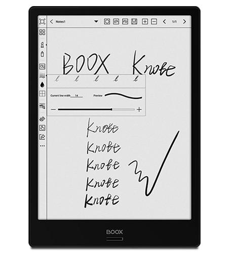 Onyx Boox Note Knote App