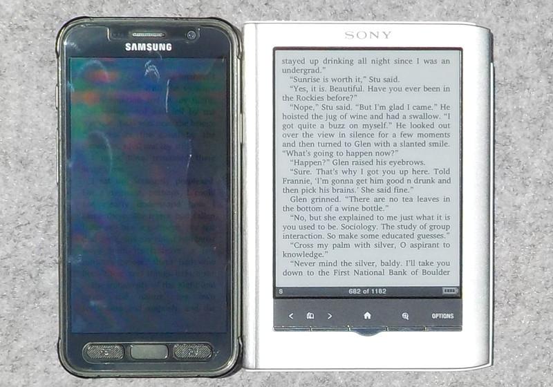 Ebook Mobile Phone