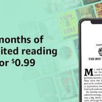 Prime Kindle Unlimited Deal