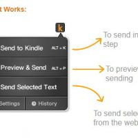 Send to Kindle Web