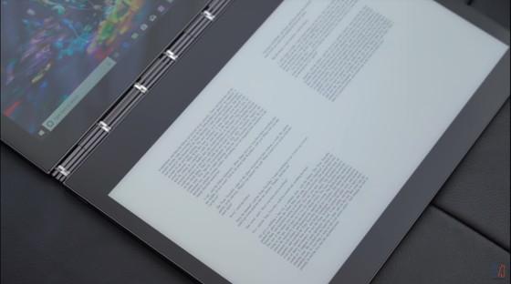 New Lenovo Yoga Book C930 Has E Ink Screen (Video) | The