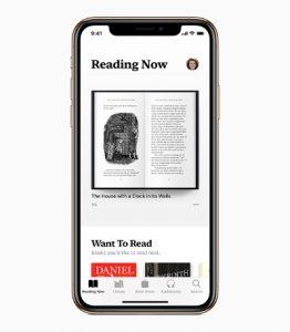 Apple Books iOS12
