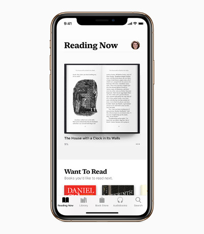New Apple Books App Released with iOS 12 Update | The eBook Reader Blog