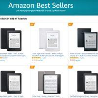 Best Selling eBook Readers