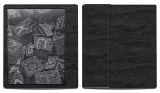 Kindle Oasis-blackwood